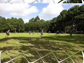 Avaliações em desenvolvimento, no Complexo Esportivo Dênis W. Lawson