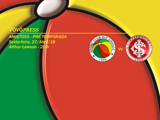 Rio Grande confirma confronto com o Internacional, antes da estreia na Série B