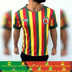 Camisa comemorativa aos '120 Anos' do Vovô