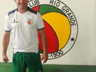 Rio Grande confirma Treinador Marcelo Moreira para 2018
