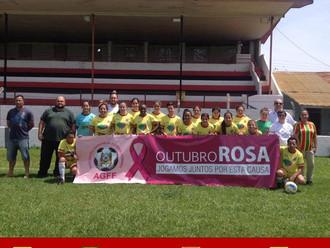 Com vitória, equipe tricolor encerra participação no Campeonato Estadual de Futebol Feminino