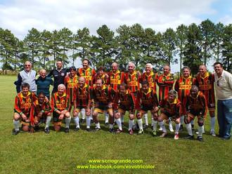 Domingo 30 de Outubro... Ex Atletas das cidades de Rio Grande & Pelotas, tem encontro em jogo fe