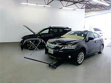 Nexus auto body collision ceneter tujunga CA la crescenta la canada LA glendale california burbank ca