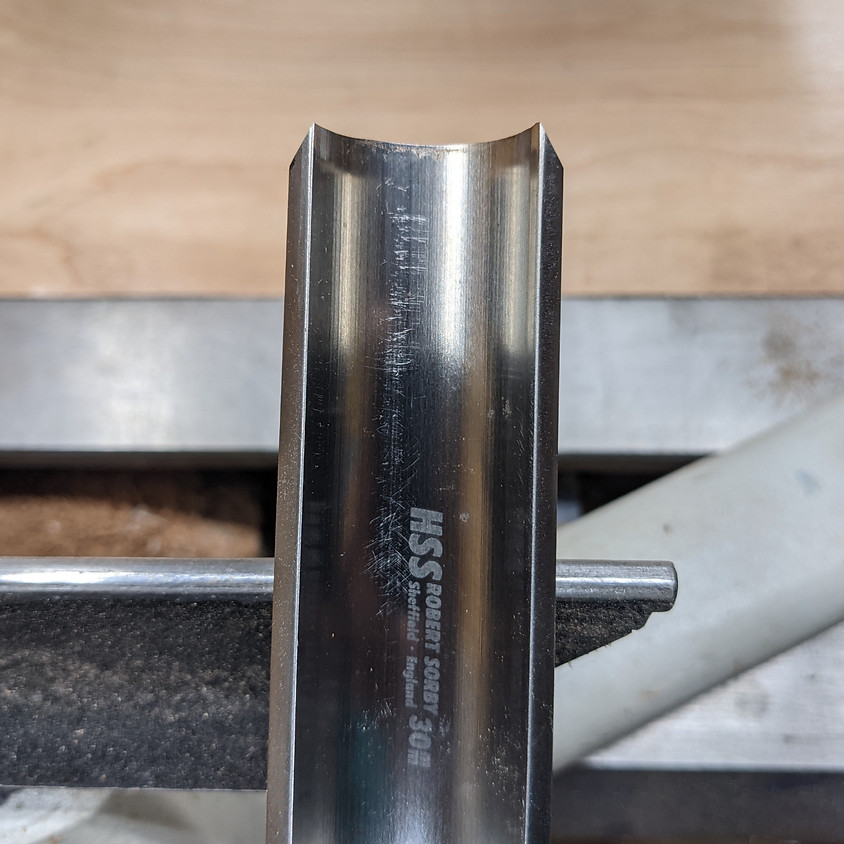 Frank Penta presents: How to use the spindle roughing gouge