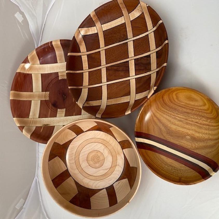 Frank Penta presents: Laminated Bowls