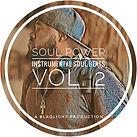 Soul Power Instrumental Soul Beats Vol. 2