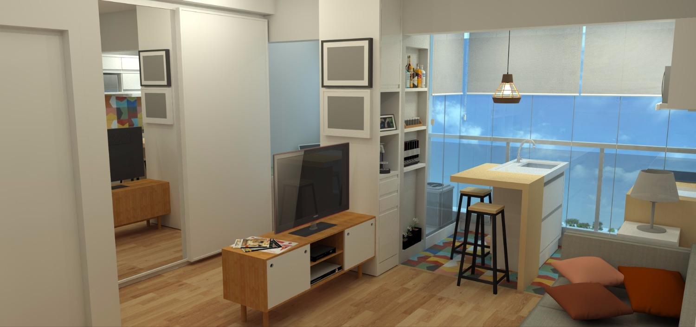 Studio | Vista Geral 1