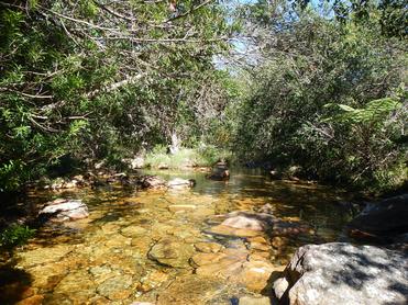 Parque Nacional da Serra do Cipó, Minas