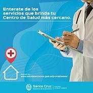 Río Gallegos: Centros de Salud conoce los servicios y prestaciones