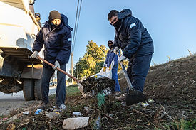 Comodoro Rivadavia: El Municipio complementa el plan integral de saneamiento urbano