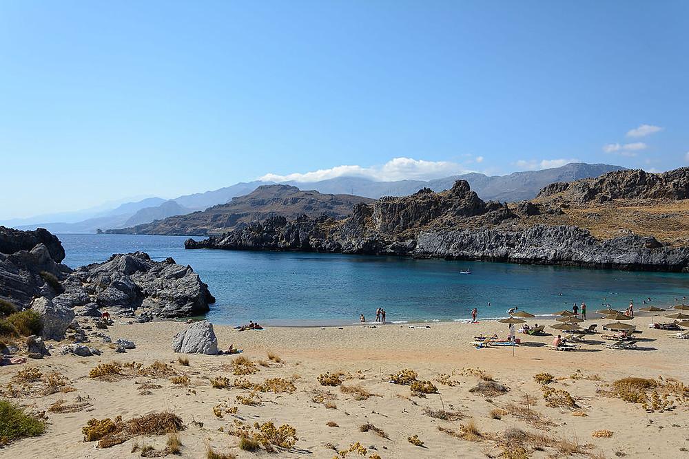 kreta-plakias-stranden