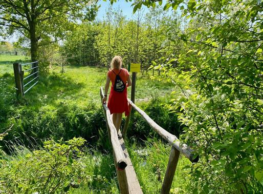 Turfvelderpad: een mooi klompenpad in Midden Nederland