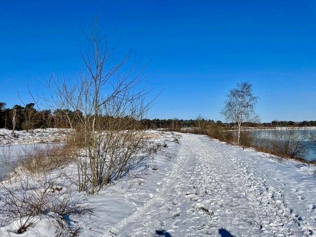 Reindersmeer-wandelen
