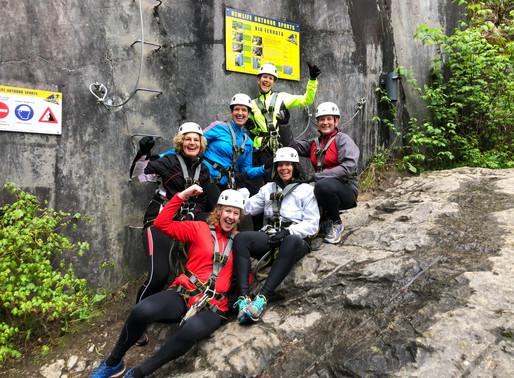 Ardennen: zes dames op survival