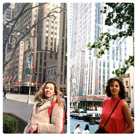 Memories in Manhattan: 1989 versus 2019