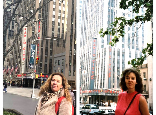 Memories in Manhattan: 1989 versus 2019