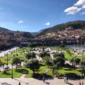 Cusco: pareltje van Peru