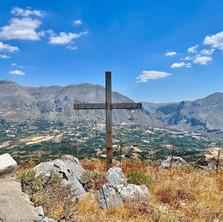 Kreta, Plakias: wandelen naar Timios Stavros
