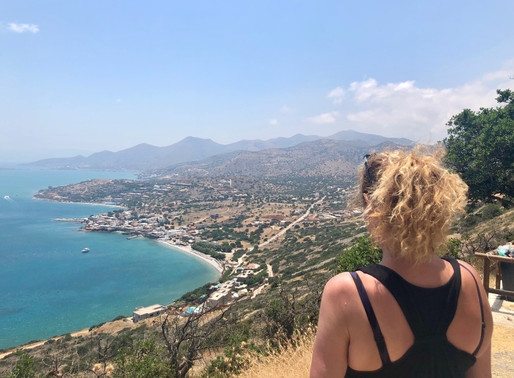 Kreta: op zoek naar verlaten strandjes