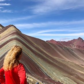 Rainbow Mountain: een berg die je de adem beneemt
