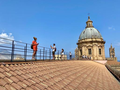 Sicilië: Pech in Palermo