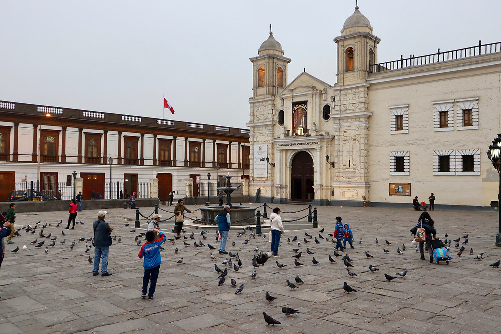 Lima-bezienswaardigheden
