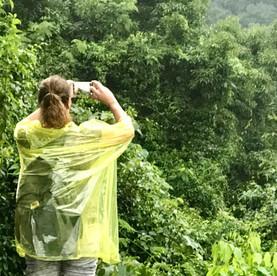 China: als het regent in Yangshuo