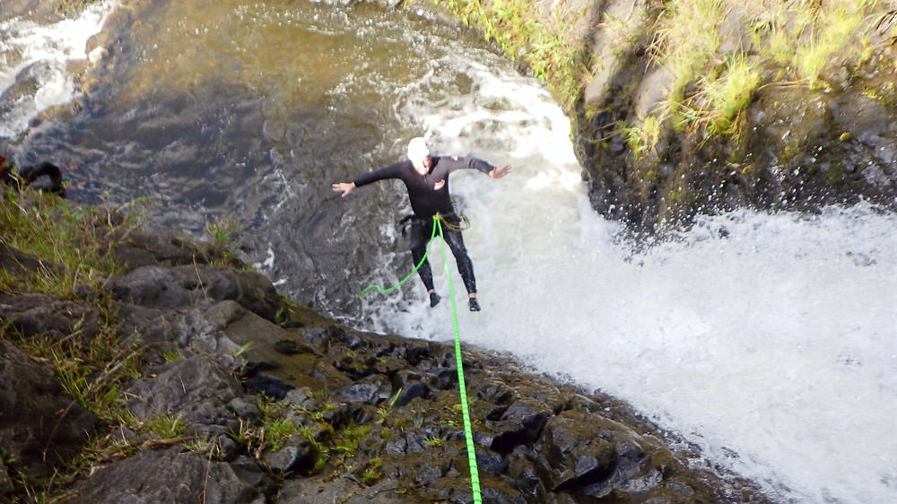 canyoning-raften-banos-ecuador