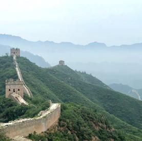 China: waar loop je nog rustig op de Chinese Muur?
