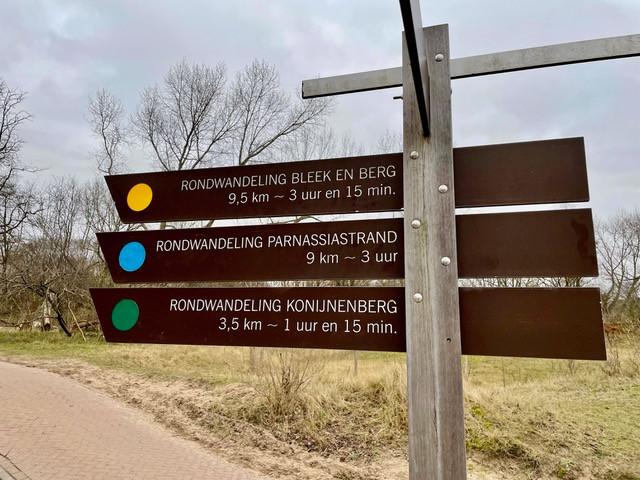 Wandelroute-Kennemerland