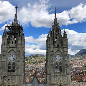 Ecuador: Quito is adembenemend mooi