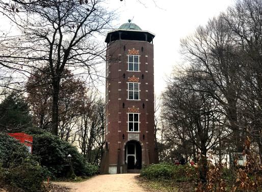 Lunteren: middelpunt van Nederland