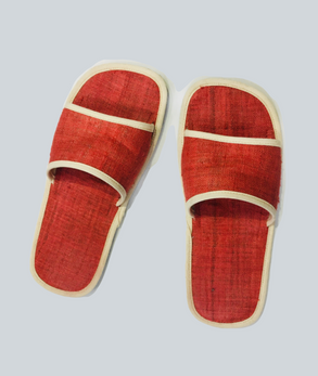 Red hemp sandals.png