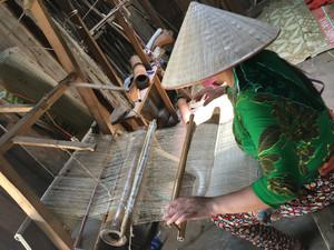 Hemp - Weaving