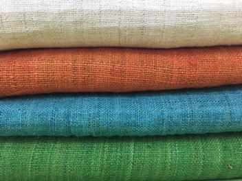Hemp - Fabrics
