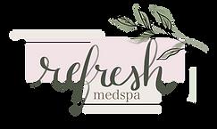 Refresh Medspa Logo Bloomfield, CT