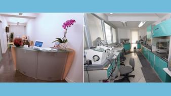 Implantologia: i vantaggi del laboratorio integrato nello studio dentistico