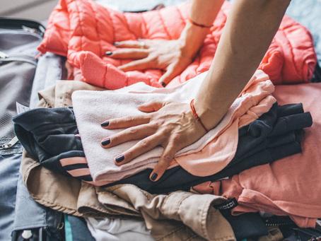 6 Tips per la tua valigia organizzata!