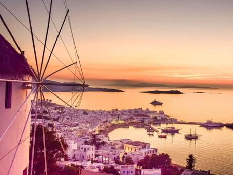 Mykonos, l'isola della libertà!