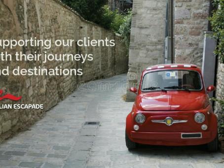 On a Brand adventure