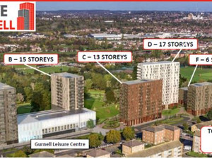 GURNELL REDEVELOPMENT - plans are in