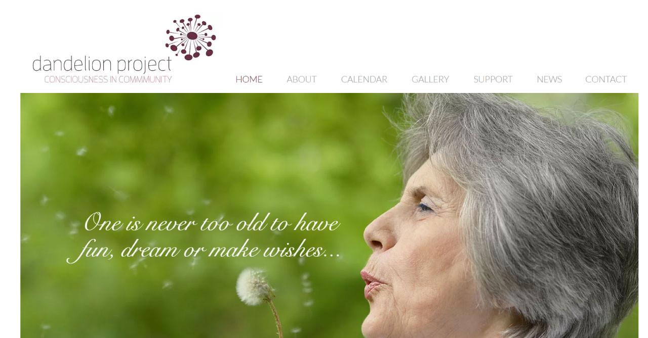 www.dandelionproject.co.uk