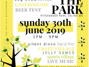 IT'S BACK!! Party in the Park