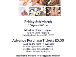 Meadow House Pamper evening