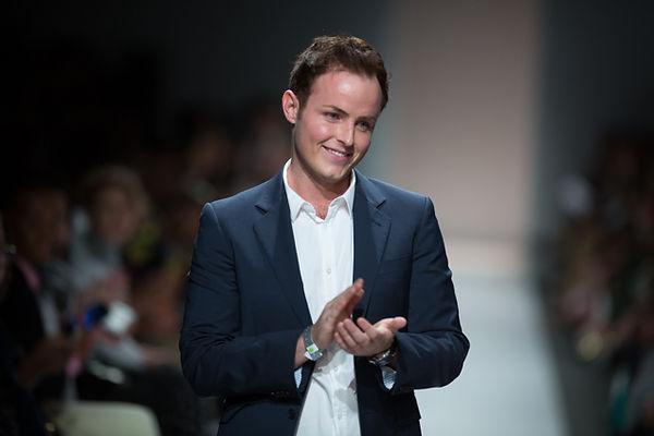 Designer Ryan Keys of Keys Fashion