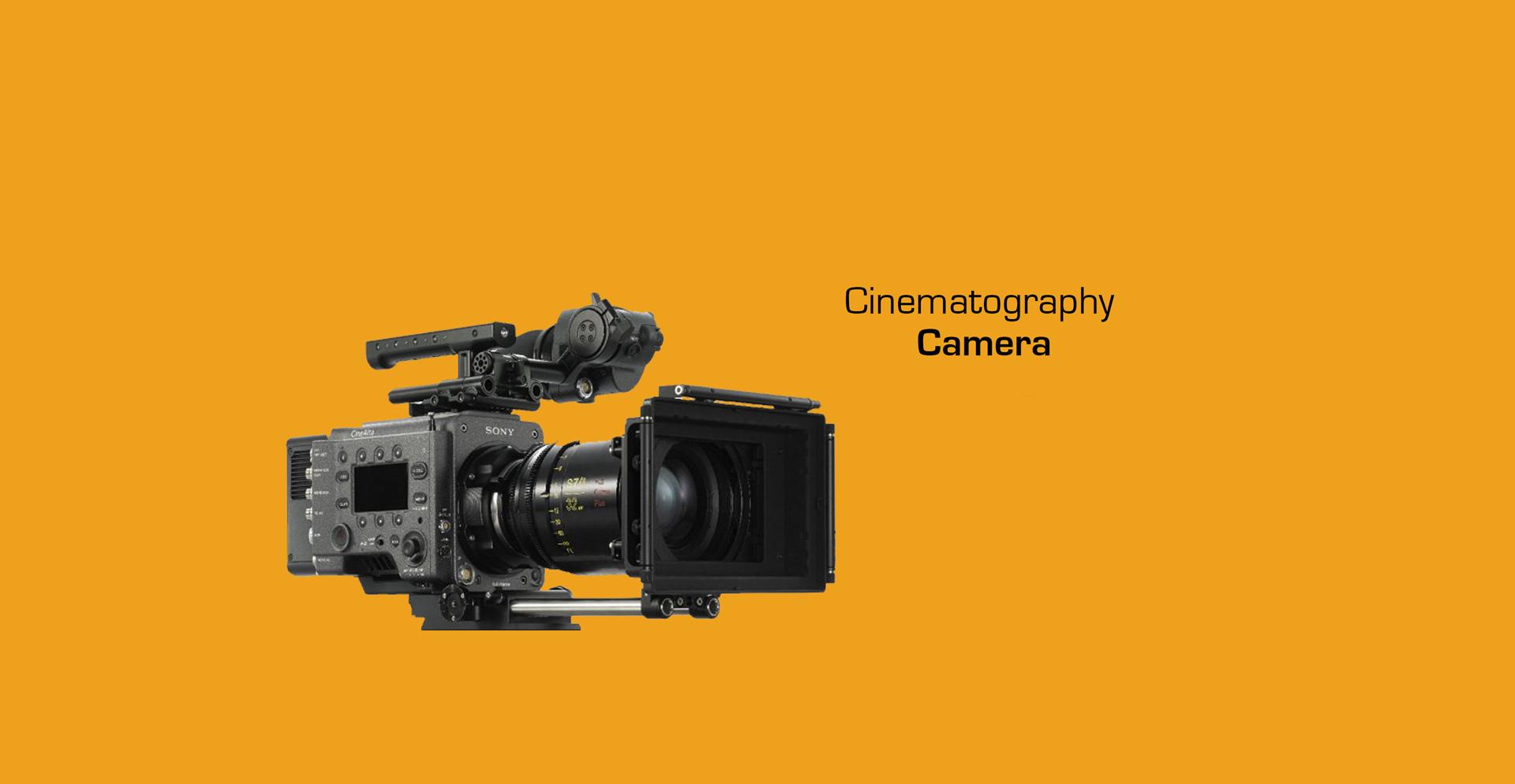 caméra Cinéma Sony