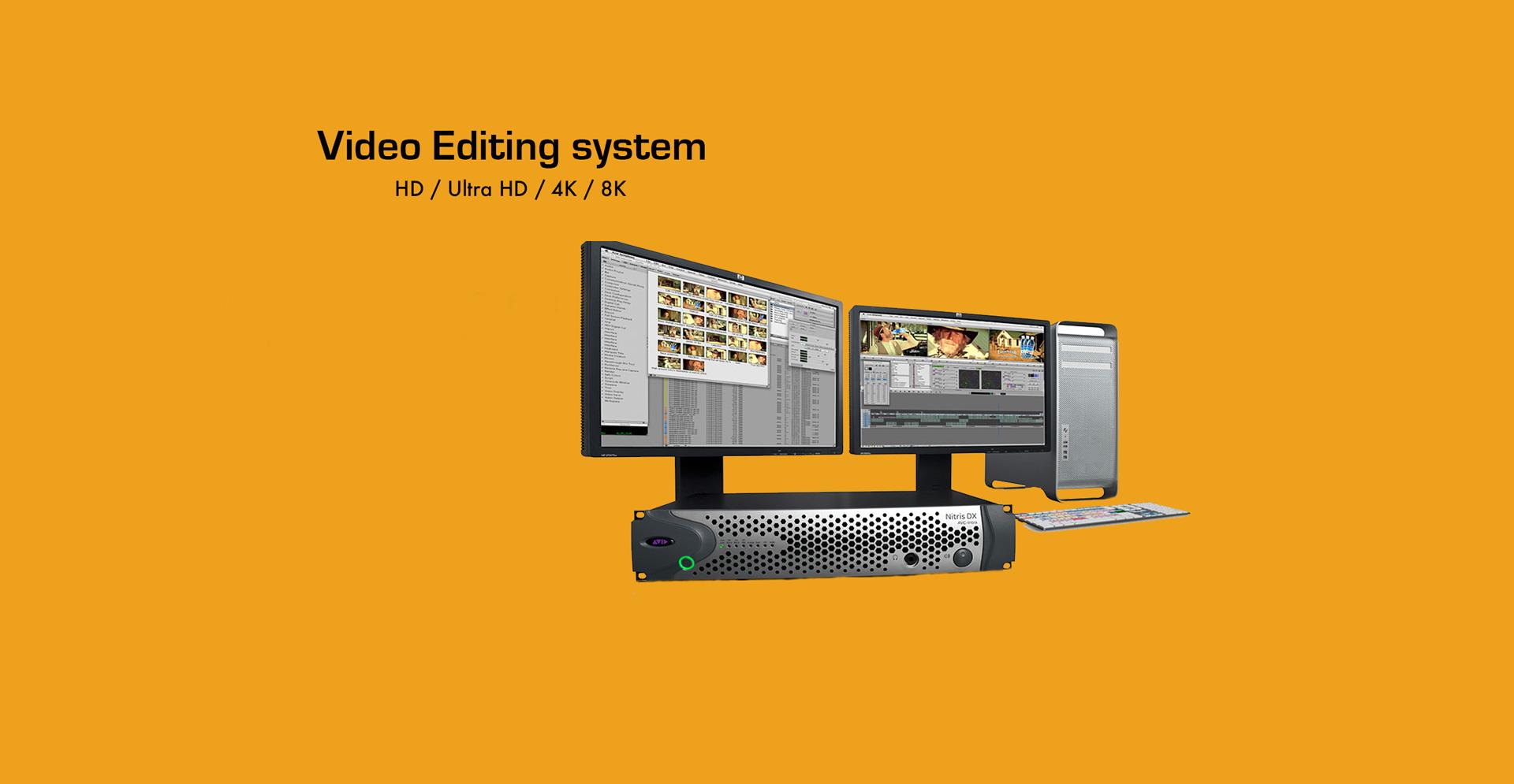 Station de Montage Vidéo