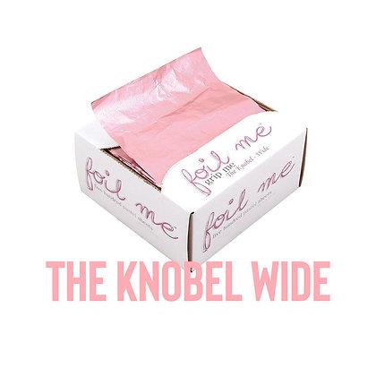 Foil Me foils THE KNOBEL WIDE - Pastel Pink pre-cut 500 SHEETs