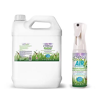 Air Super Fine Mist Atomiser - 185ml and 5L Refill
