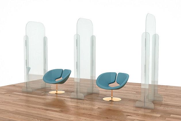 Seating Shields 200cm x 80cm